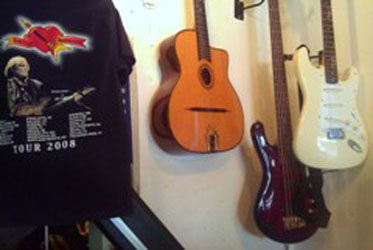 3 cool guitars