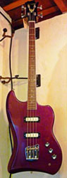 Purple bass